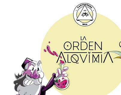 LA ORDEN ALQVIMIA
