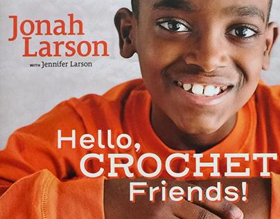 Hello, Crochet Friends! —Book Design