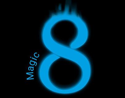Branding Magic 8 - Label