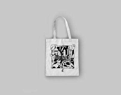 #Taboos Tote Bag Design