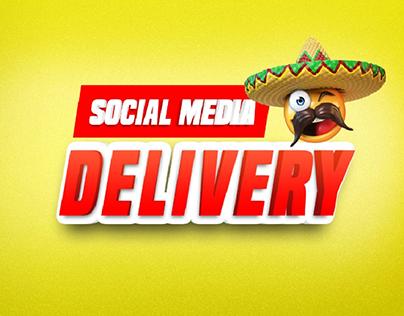 shipping social media