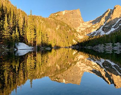 A day in Rocky Mountain National Park