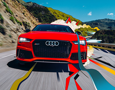 Planet RS7 — Audi