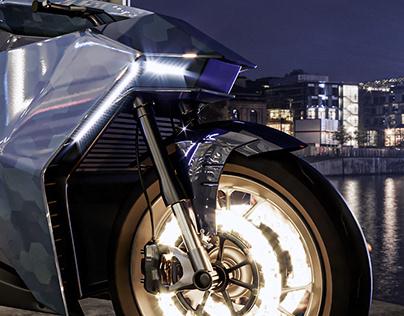 Ducati Zero 3d model