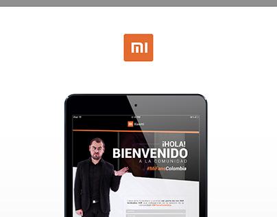 #MiFansColombia con Ricardo Quevedo | Xiaomi