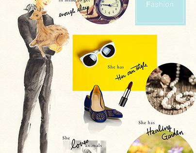 Fantasize from Fashion No_12