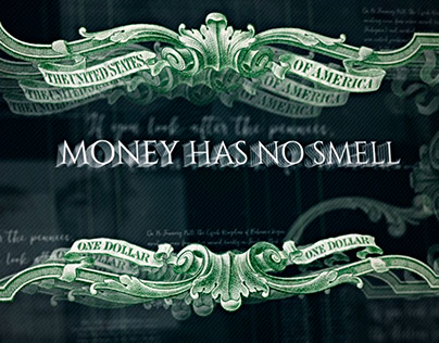 Money Has No Smell (After Effects Project)
