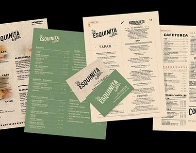 La Esquinita de Blai Restaurant, Barcelona