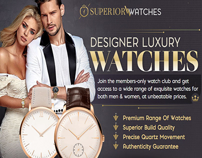 Things To know Before Investing In Superior Watches