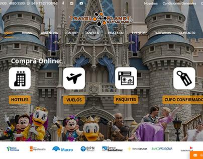 Travelplanet.com.ar