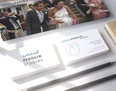 Smart Penguin Studios | Branding, Website, Print