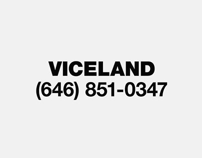 VICELAND Branding
