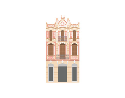 Edificios de Castelló