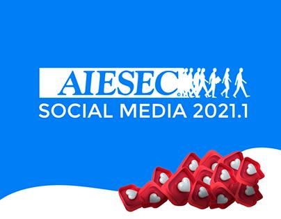 AIESEC   Social Media