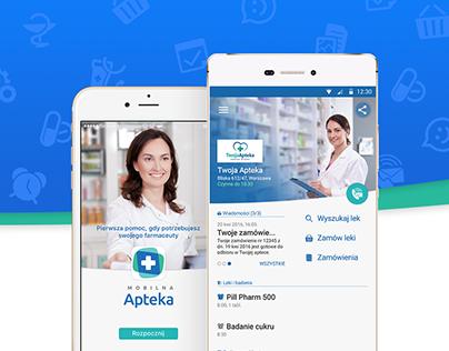 2016: Mobile Pharmacy App (Mobilna Apteka)