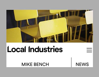 Local Industries Website