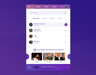 Music App For Tablets