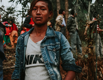 Portraits from Kavre