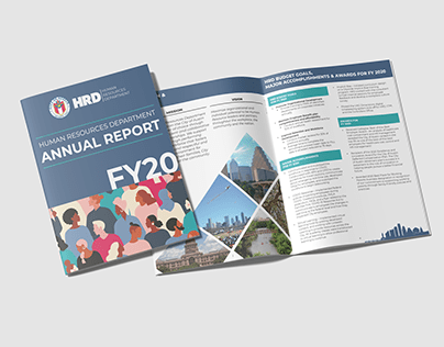 City of Austin FY20 HRD Annual Report