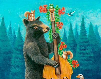 Bass Bear