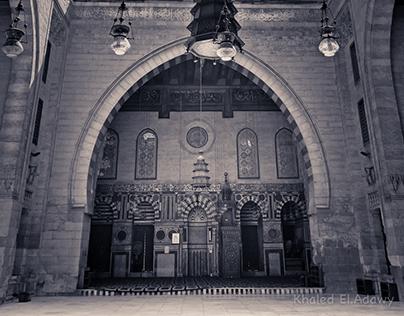 Mosque Complex of Sultan Ashraf Barsbay