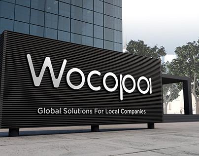 """Wocopa Logo Design """"Golden Ratio"""""""