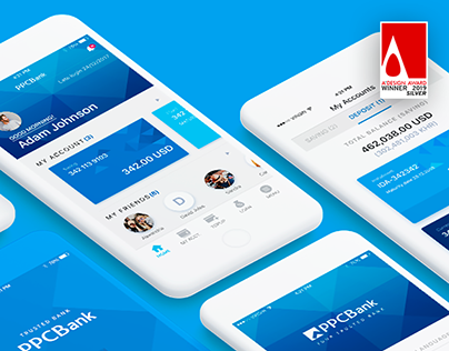 PPCB Mobile App UX/UI eXperience Design