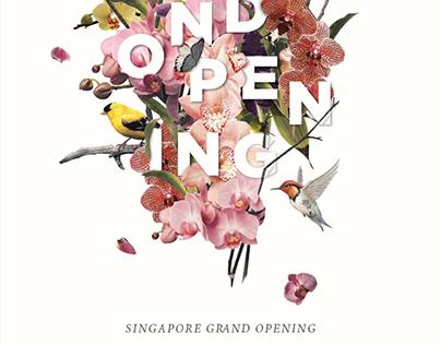 Singapore Grand Opening