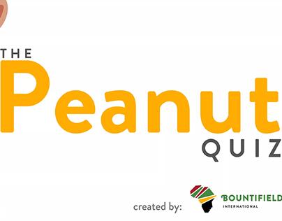 Interactive Online Experience - Peanut Quiz