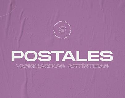 Postales | Vanguardias Artísticas