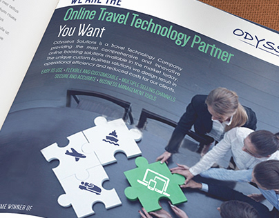 ODYSSEUS Travel Technology partner