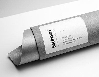 BeUrban | Branding and Identity