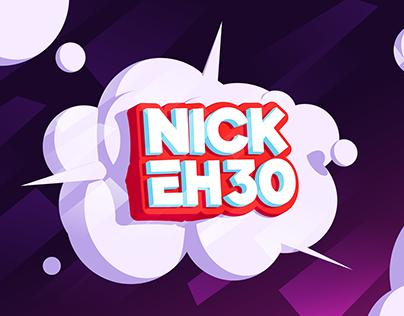 Nick EH 30 | rebrand
