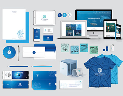 Poseidon Branding