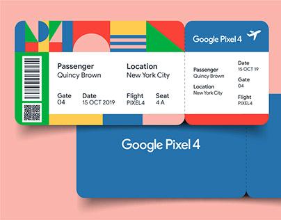Google Pixel 4 Launch