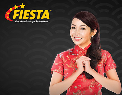 Fiesta - Billboard Chinese New Year