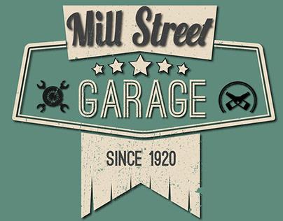 Logo Design for a Vintage Bar