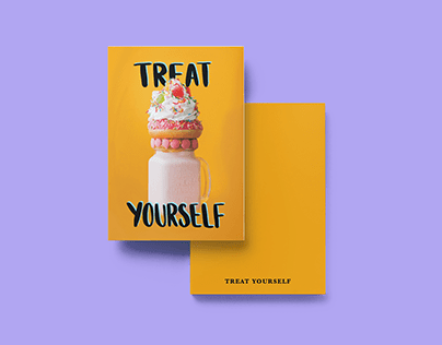 Treat Yourself | Publication