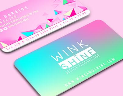 WINK & SHINE