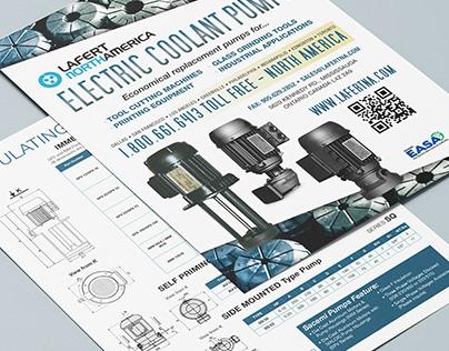 Lafert North America Electric Pump Flyer