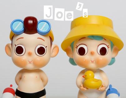 Joe's 礼物