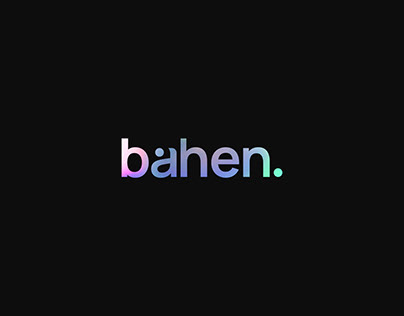 Bahen Design Studio - Visual Identity