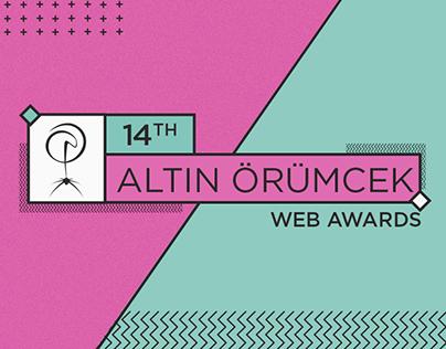 14. Altın Örümcek Web Awards