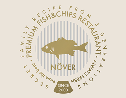 NÖVER Fish and Chips