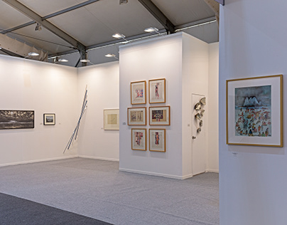 | Chatterjee & Lal - India Art Fair 2019