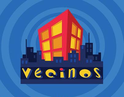 """""""Vecinos"""" Social Media Campaign"""