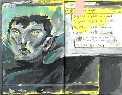 '2021 Sketchbooks I