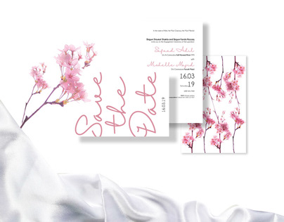 Save The Date- Invites Design