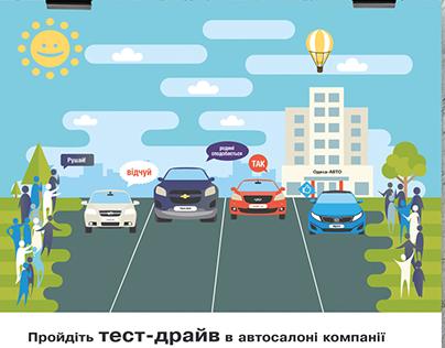 Board for Odessa-AUTO