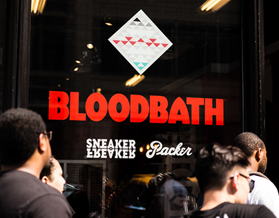 Puma Bloodbath Launch